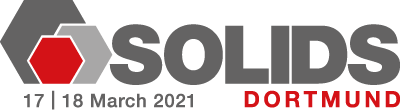 We exhibit at SOLIDS 2021 in Dortmund