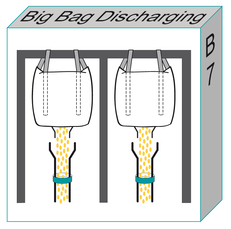 Illu Big Bag Discharging B7