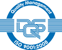 iso 9001 2008 blue w200px